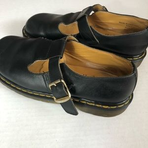 Dr. Martens T Strap Mary Janes